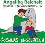 Vergiss Mein Nie arbeitet für Angelika Reichelt Logo Kinder- und Jugendhospiz Joshuas Engelreich Wilhelmshaven